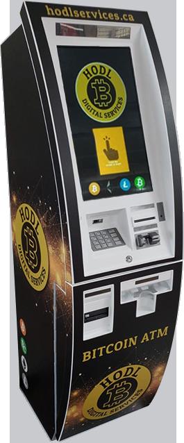 Bitcoin Machine Ottawában, Kanadában Befektetés az idővel bevált ethereumba